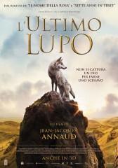 """Locandina del film """"L'ultimo lupo"""""""