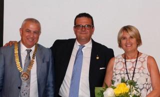 Cambio alla presidenza del Rotary Club Senigallia: Coppola succede a Tassi