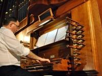 """L'organista Paul De Maeyer alla chiesa del Portone per il primo concerto del Festival Organistico Internazionale """"Città di Senigallia"""""""