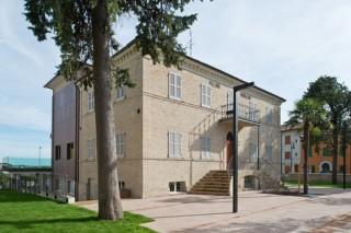 Villino Romualdo - museo Nori de' Nobili a Ripe di Trecastelli