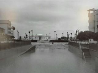 Ponte Penna alluvionato (foto Giada Connestari)