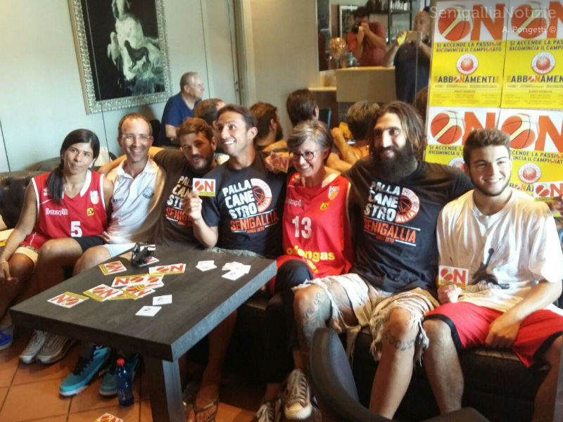 Pallacanestro Senigallia: abbonamenti 2015-2016