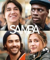 Samba, locandina film
