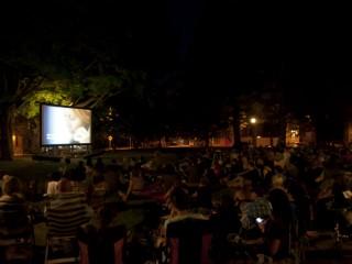 Film festival all'aperto