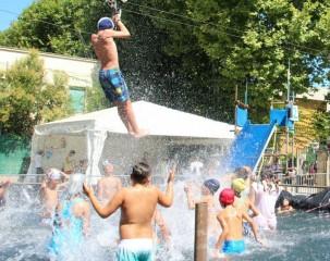 Giochi Senza Barriere 2015: una manche in piscina