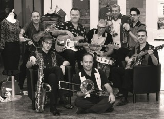 THE GOOD FELLAS al Summer Jamboree di Senigallia