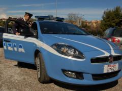 Polizia ad Ancona