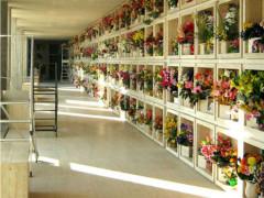 Cimitero, loculi