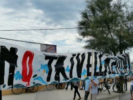 Manifestazione contro le trivelle in Adriatico