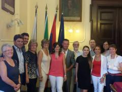 Progettazione europea al centro del confronto tra Senigallia e le città gemellate
