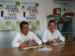 Massimiliano Giacchella e Carlo Girolametti