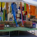 mercato, ambulanti, bancarelle
