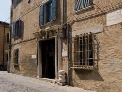 Museo Pio IX a Senigallia, museo diocesano, casa natale papa Pio IX, palazzo Mastai