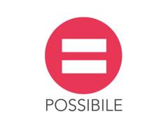 logo del movimento Possibile di Peppe Civati
