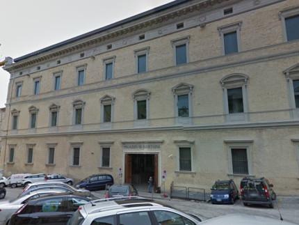 Il palazzo della Procura della Repubblica di Ancona
