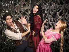 Il musical Rapunzel con Lorella Cuccarini