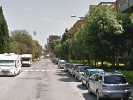 via Paisiello a Senigallia, quartiere Vivere Verde