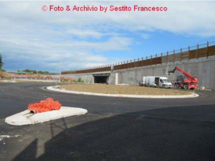 Rotatoria SP Sirolo-Senigallia (Sant'Angelo)