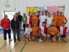 Le squadre del IV Memorial Giuliano Pierangeli