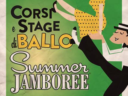 Corsi e stage di ballo del Summer Jamboree 2015/16