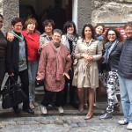 """Inaugurato l'apertura del """"Centro di Ascolto e Aiuto Caritas"""" ad Arcevia"""