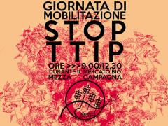 Giornata di mobilitazione Stop TTIP a Senigallia