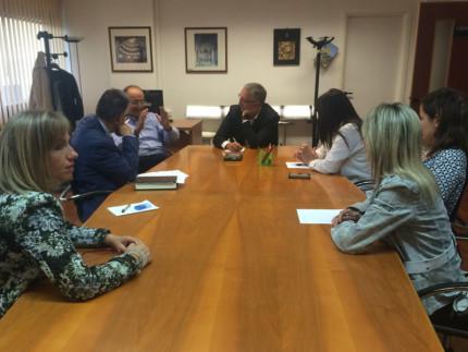 Incontro tra il Coordinamento Collegi IPASVI Marche ed il Presidente Ceriscioli