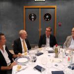 Senigallia: incontro imprenditori GIS - Il conviviale