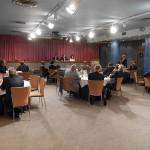 Senigallia: incontro imprenditori GIS - La platea