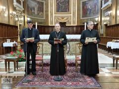 Il Vescovo Giuseppe Orlandoni annuncia il suo successore