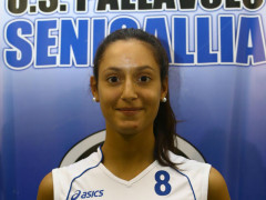 Giovanna Giancamilli - US Pallavolo Senigallia