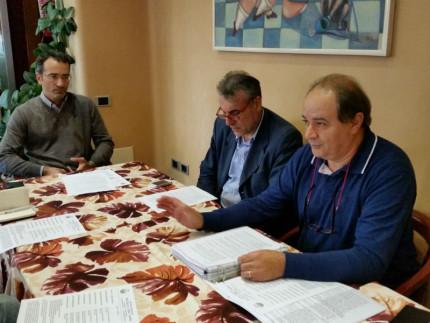 Riccardo Pizzi, Vito Macchia, Giorgio Sartini - Senigallia Bene Comune