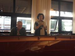 Firmina Bacchiocchi, Dirigente IIS Panzini di Senigallia