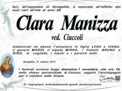 Clara Manizza
