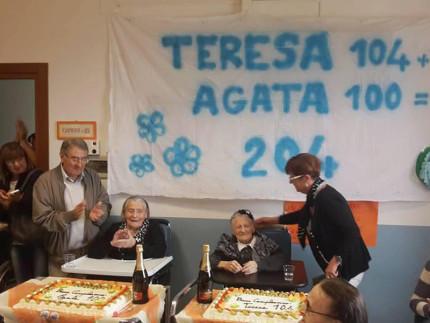 Festa di fine estate e compleanni alla Casa dell'Ospitalità di Ostra Vetere