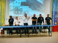 La festa d'inizio stagione dello Sci Club Senigallia