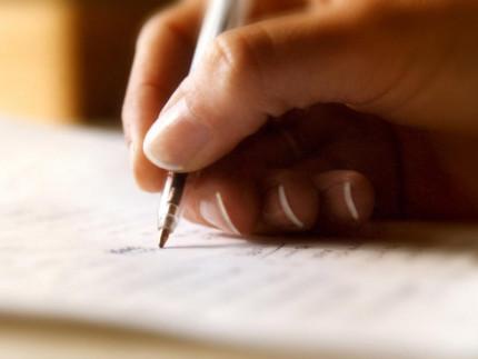 scrittura, poesia