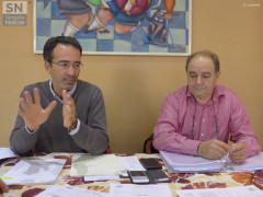 Riccardo Pizzi e Giorgio Sartini