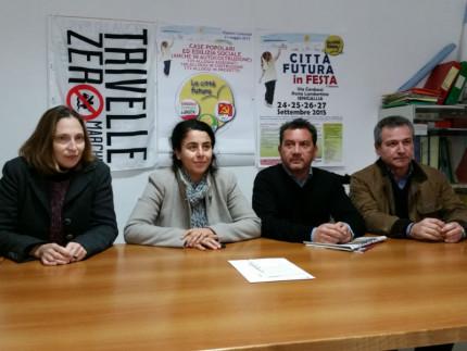 Nausicaa Fileri, Lara Ricciatti, Massimiliano Giacchella, Carlo Girolametti