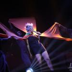 Malika Ayane in concerto a Senigallia - Foto di Libero Api