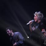 Live di Malika Ayane sul palco de La Fenice di Senigallia - Foto di Libero Api