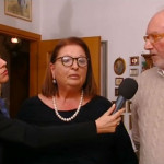I genitori di Massimiliano Natalucci intervistati a Porta a Porta