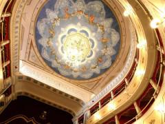 Il teatro Carlo Goldoni a Corinaldo