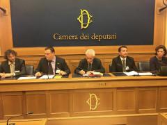A Montecitorio la presentazione del libro di Max Fanelli per iniziativa del comitato #iostoconmax