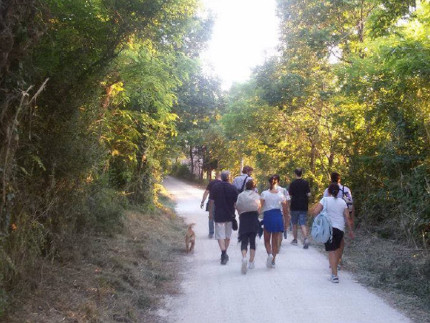 Un'escursione per le strade di Scapezzano