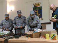 Il personale del Corpo Forestale dello Stato ha denunciato nei giorni scorsi tre bracconieri di Gualdo Tadino, nell'ambito di una complessa operazione antibracconaggio condotta a cavallo tra le regioni Marche ed Umbria
