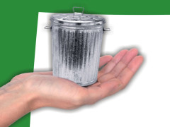 riduzione dei rifiuti, riciclo, riuso