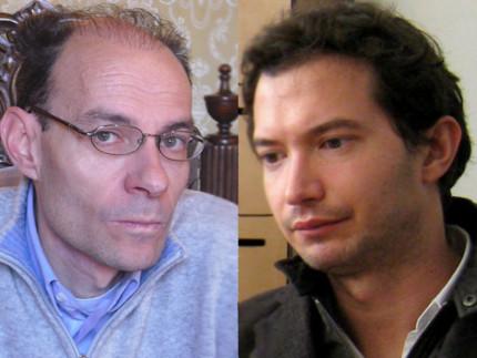 Simone Ceresoni ed Enrico Rimini