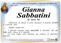 Gianna Sabbatini