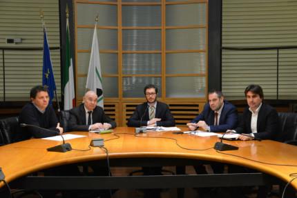 Gruppo Pd in Consiglio regionale